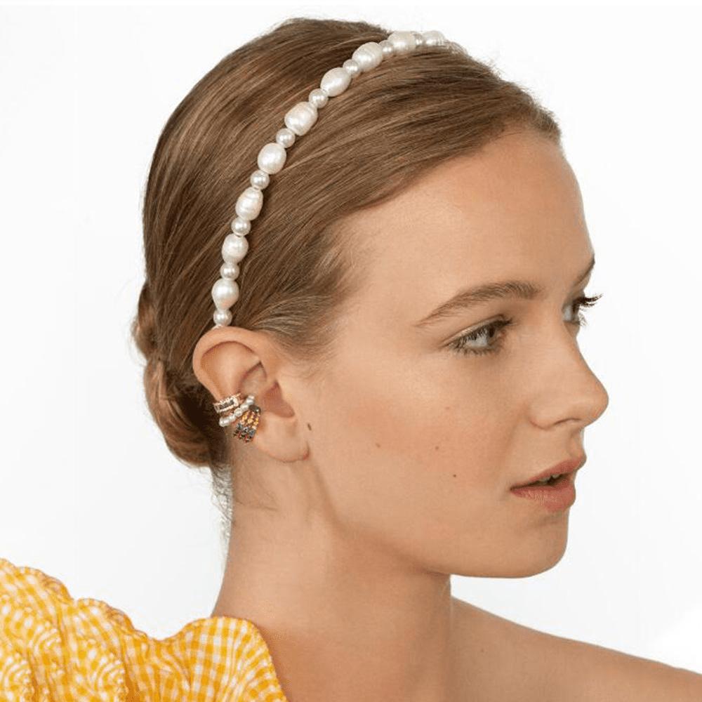 Diadema de perla