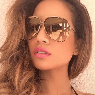La moda de las lentes de sol que marcan tendencia este año