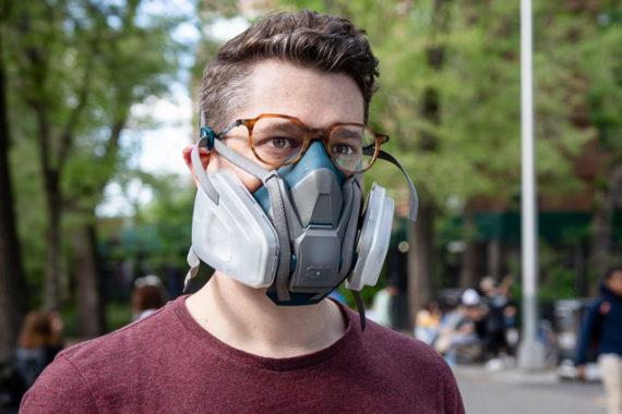 P100 Pespirator/ Germ Mask