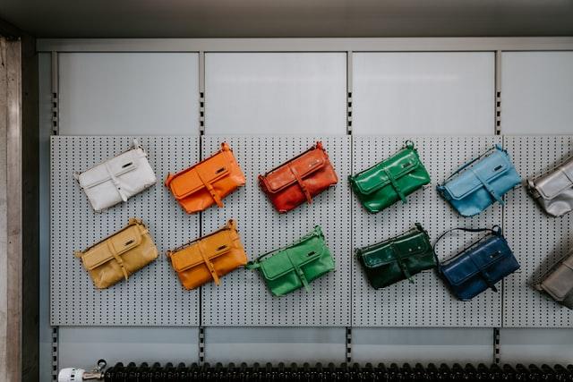 bolsos de múltiples colores para mujer