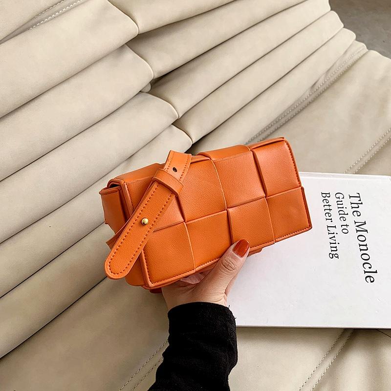Bolso bandolera naranja