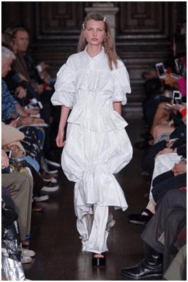 Simone Rocha Fall 2018 Ready-to-Wear Collection