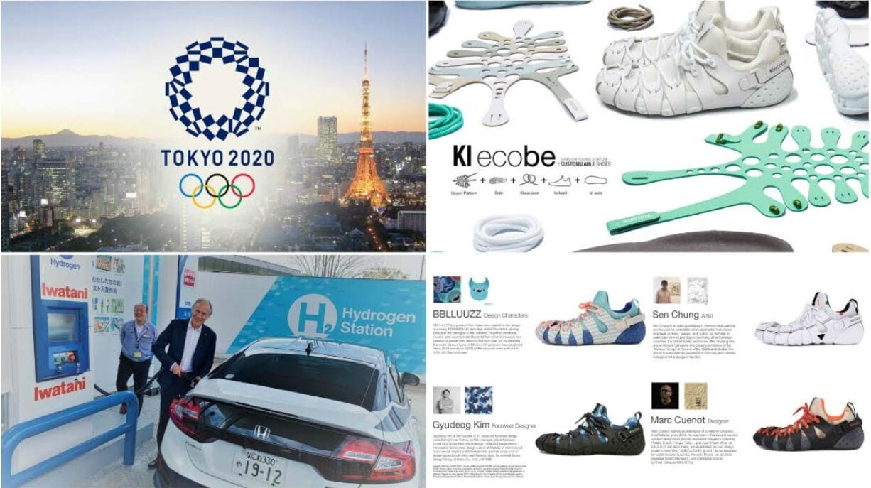 Tokyo will take advantage of the 2020 Olympic Games Launch the Hydrogen Society Program