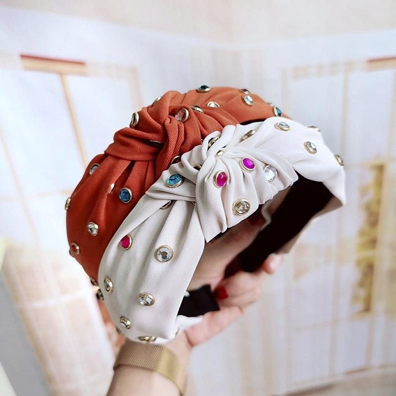 Bow Handmade Cloth Honey House Jewelry Hair Band & Headbands