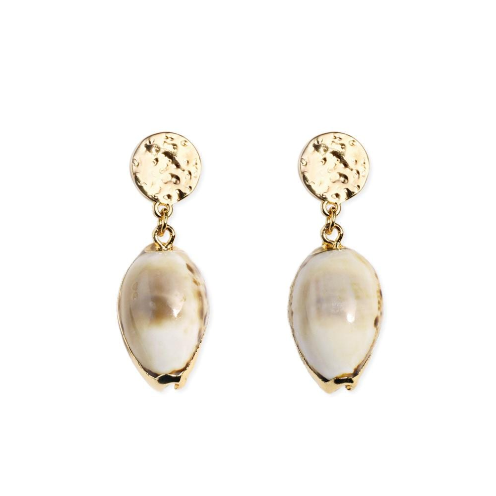 Personality Conch Shell Earrings