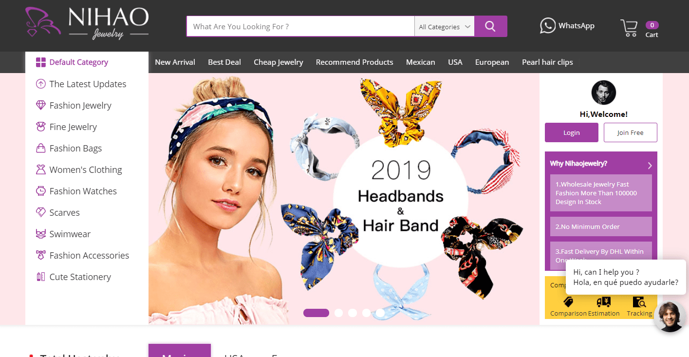 Nihao Jewelry