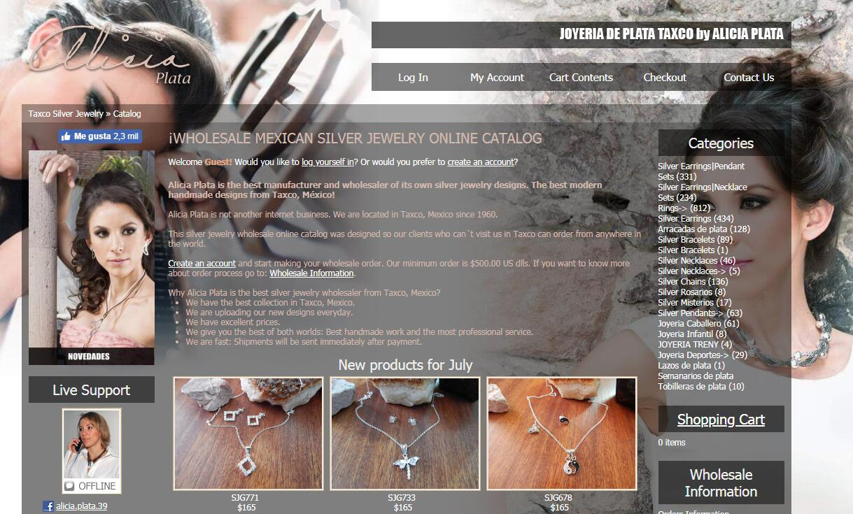 Aliciaplata's home page