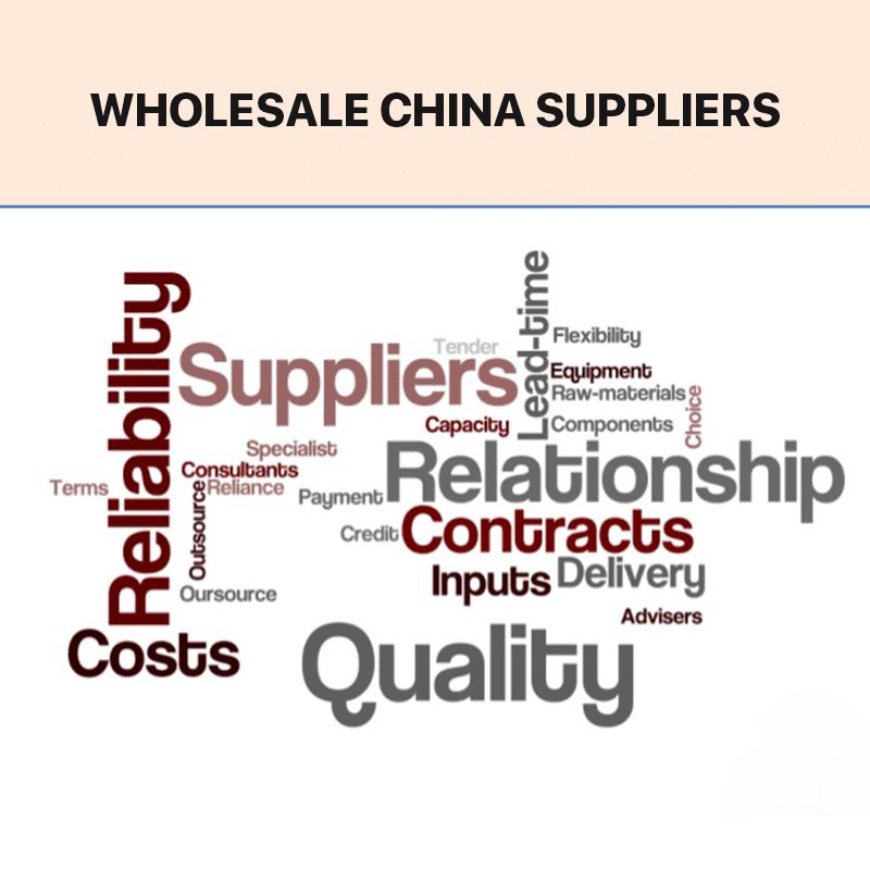 10 Tips To Find Chinese Suppliers For Wholesale China.