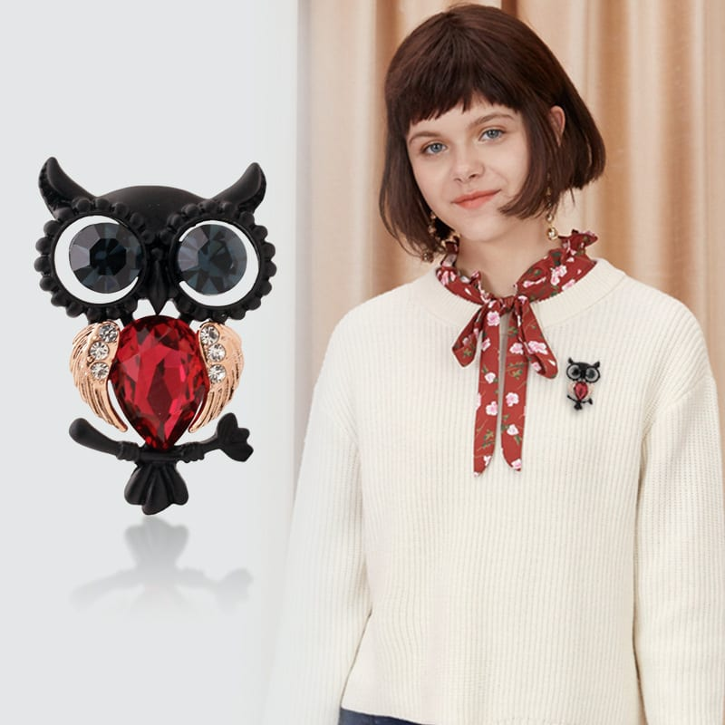 How to Wear Brooch with 3 Must-kept Secrets?