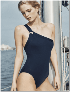 One-shoulder Swimwear