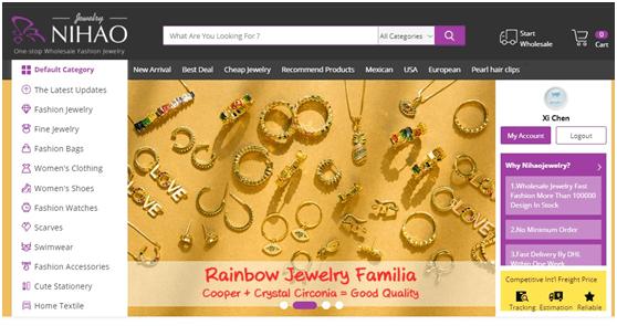 Nihaojewelry Homepage