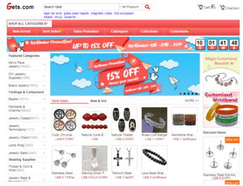 Gets Homepage