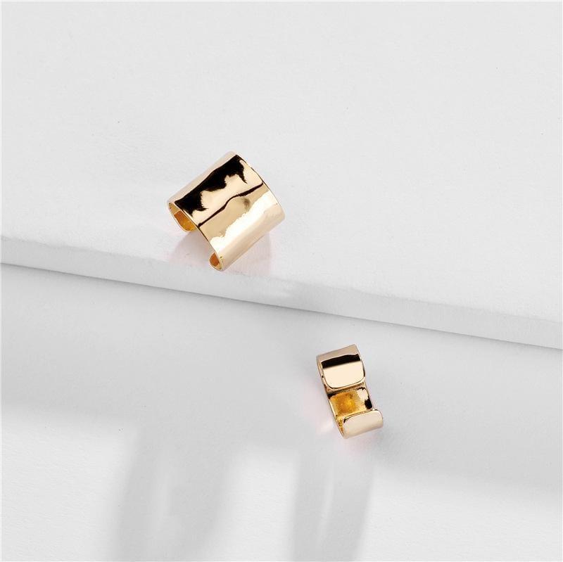 Womens Geometry Electroplating Alloy Earrings