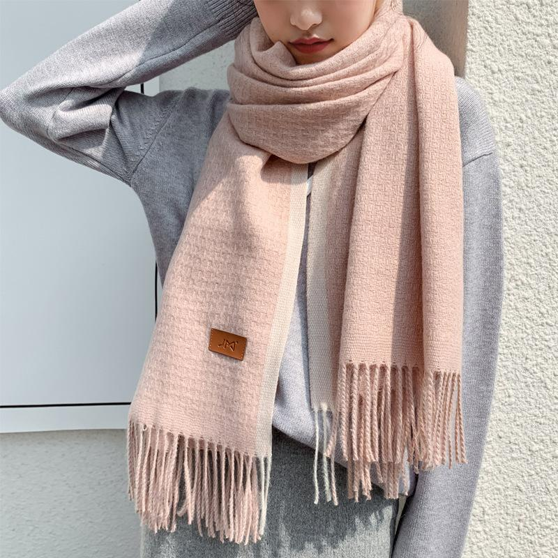Pure Pink Scarf