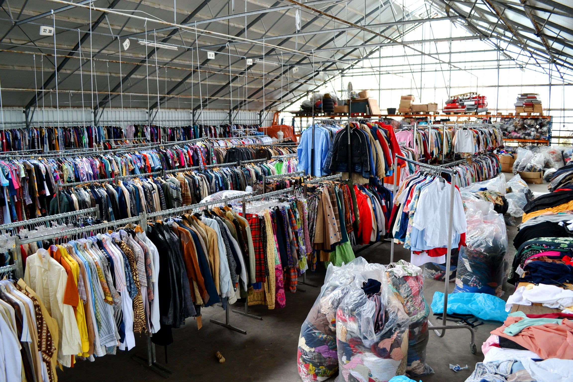 buy clothes in bulk for resale