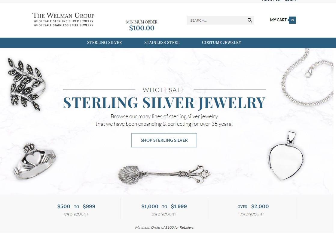 the welman group homepage