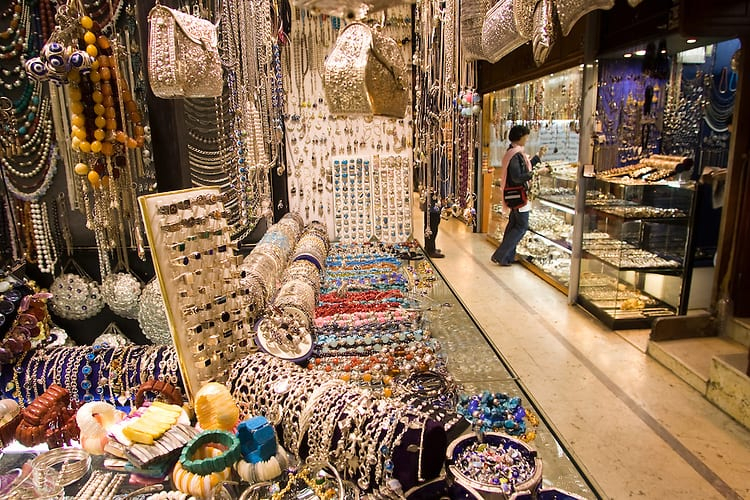 top jewelry market in China