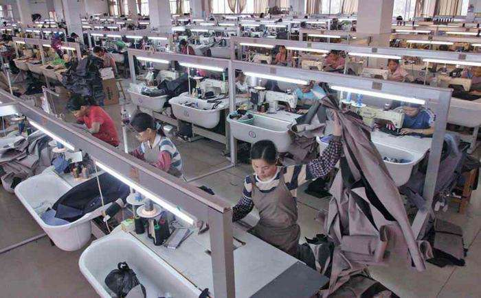 China Clothing Manufacturers