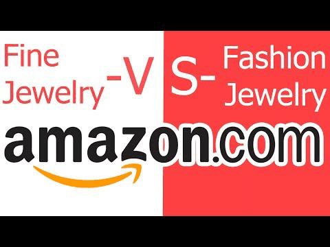 selling jewelry on Amazon