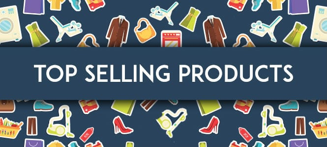 best-selling products