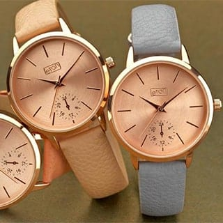 top 6 wholesale fashion watches suppliers China