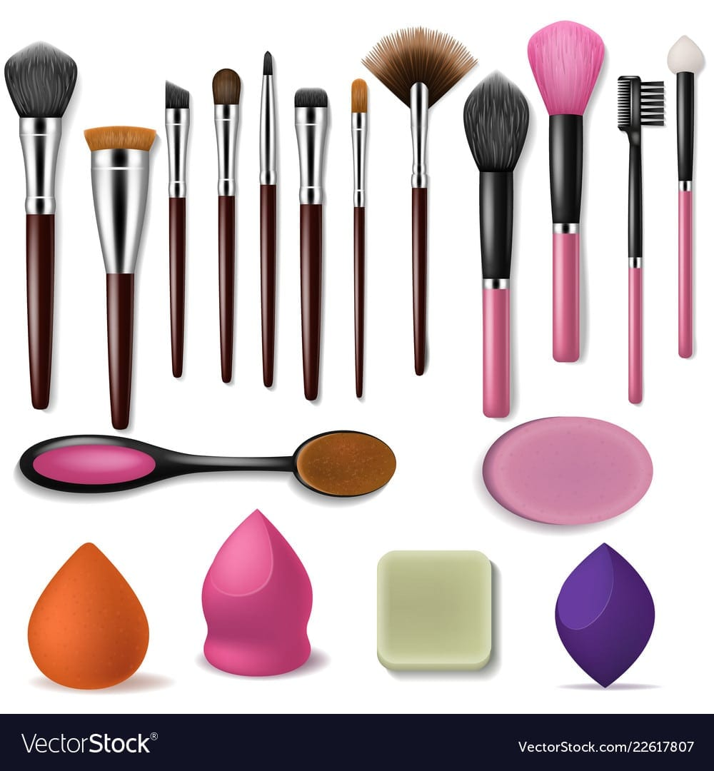 makeup brush & tools