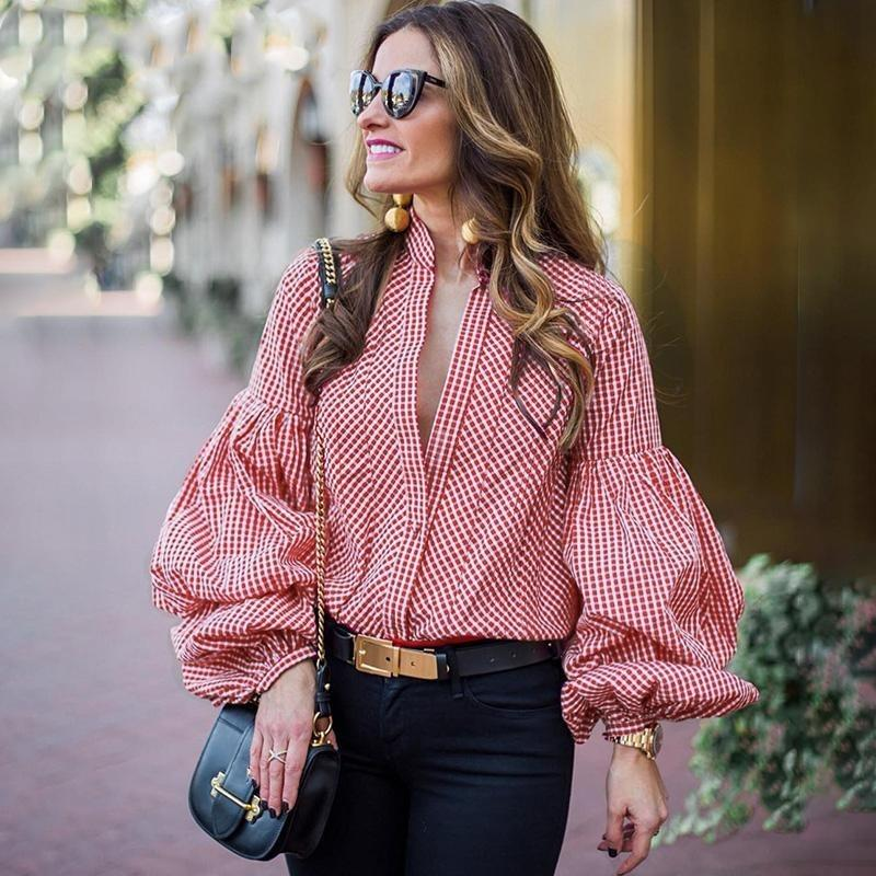 puffy sleeves
