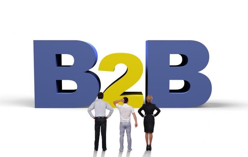 B2B e-commerce platforms