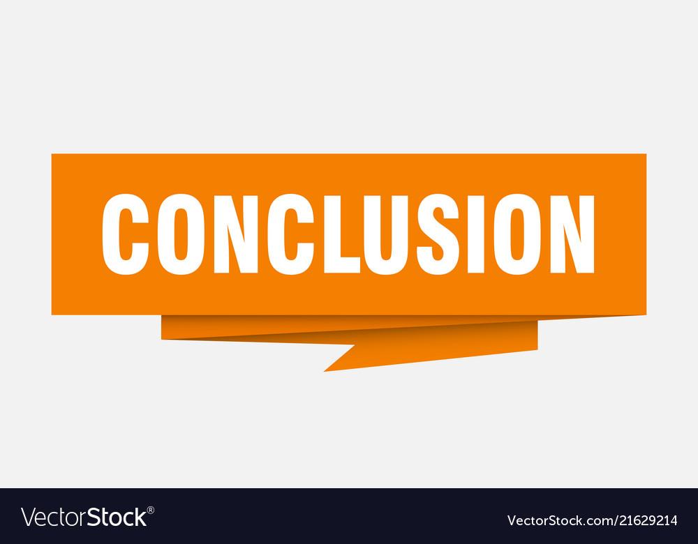conclusion image