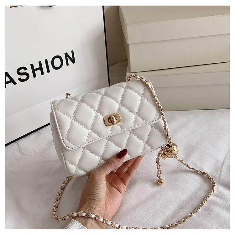 white soft crossbody bags