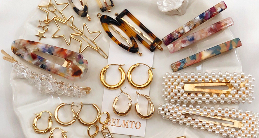 Where can you wholesale Korean jewelry online?