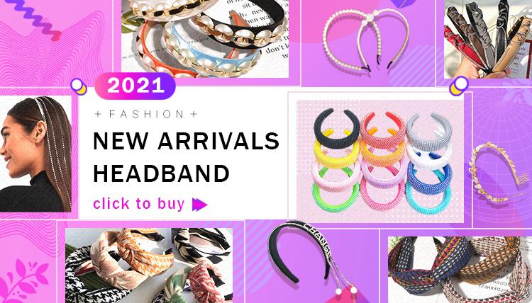 new arrival headband