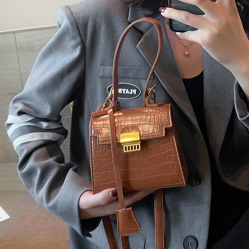 brown mini bag NHLH311845