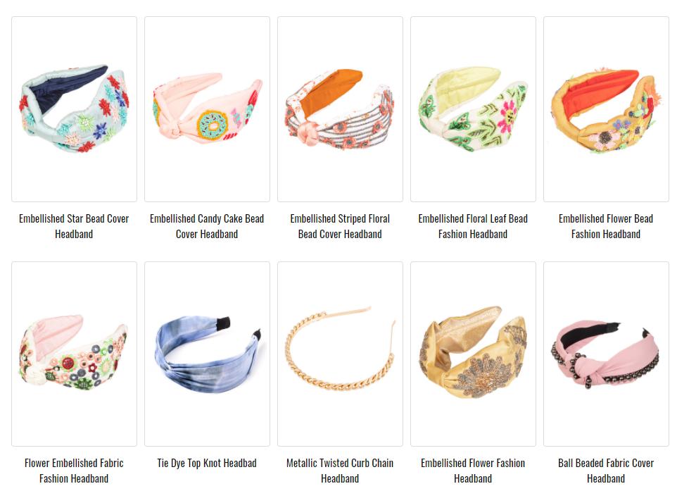 headband in fameaccessories