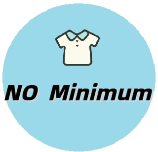 NO MINIMUM