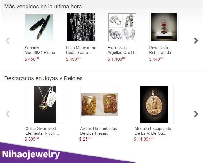 POPULAR PRODUCTS FOR MEXICAN CONSUMERS