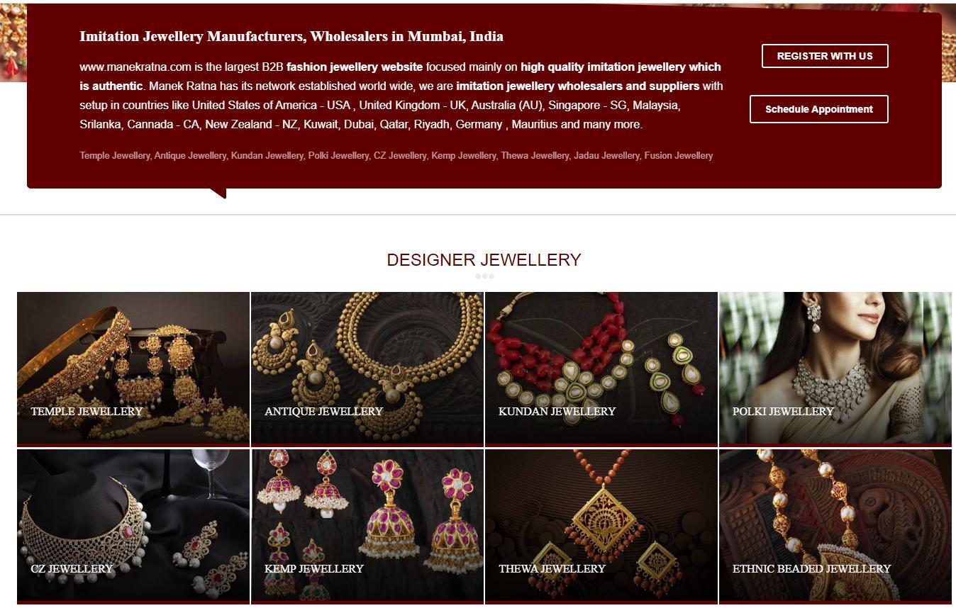 manekratna home page