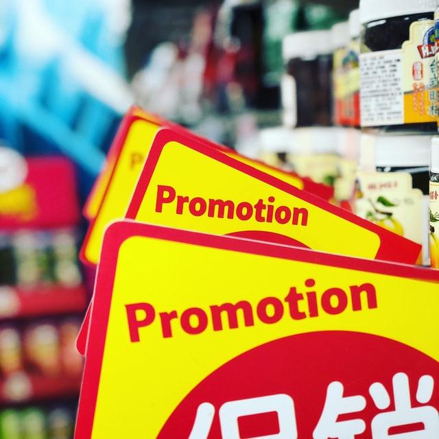 promoção para joalheria