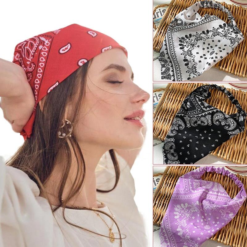 triangle headscarves