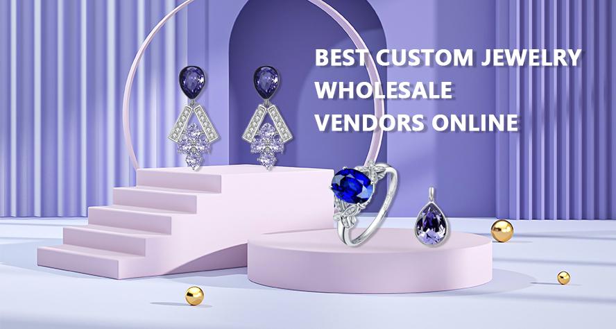 best custom jewelry wholesale vendors online