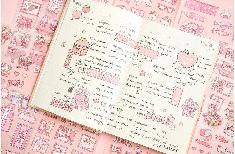 cute stickers for notebooks