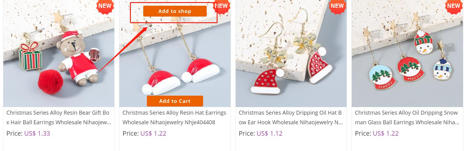 import products from nihaojewelry categories