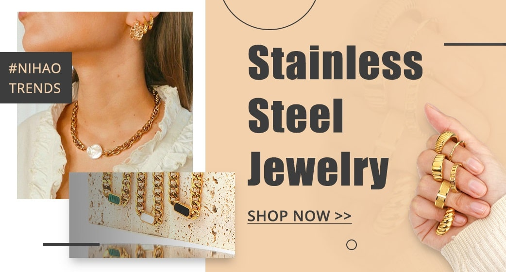 Top 9 Stainless Steel Jewelry Wholesale Supplier China/USA/UK