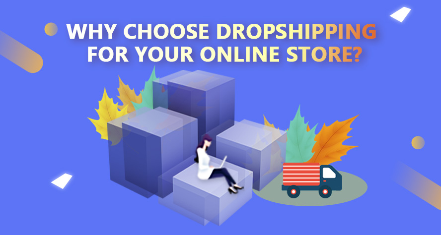 Why choose dropshipping for your online store?