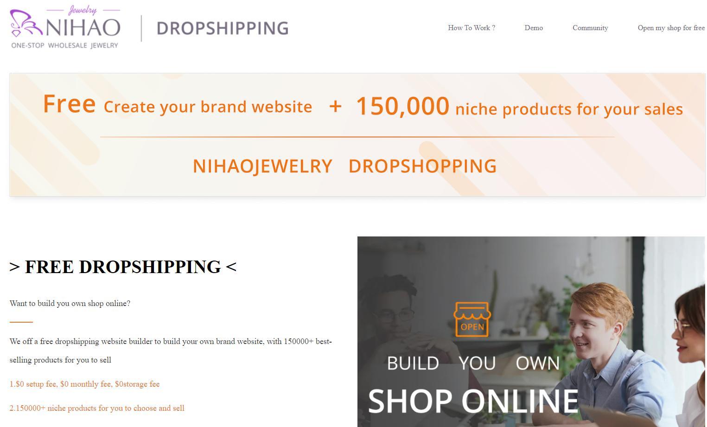 Nihaojewelry dropshipping