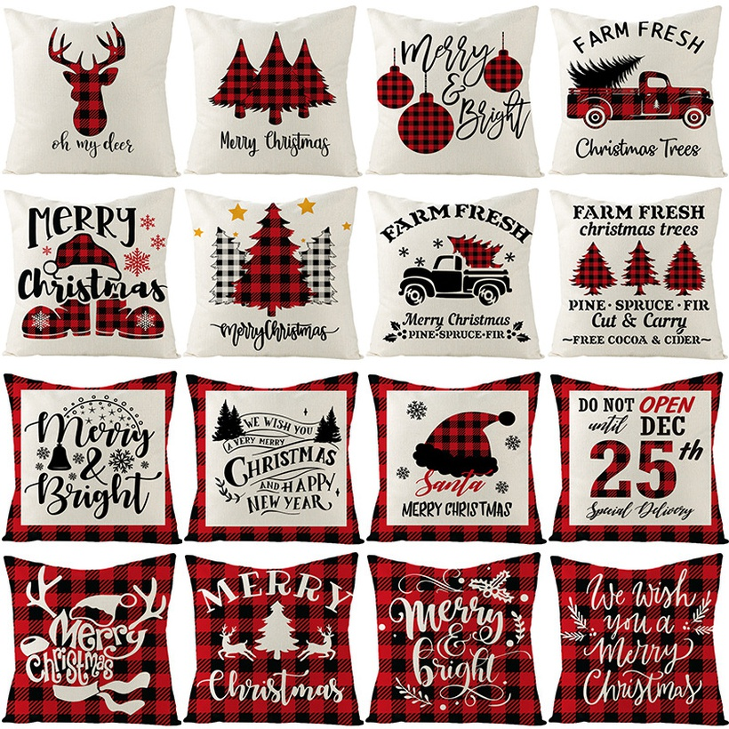 christmas pillowcover NHJW397160