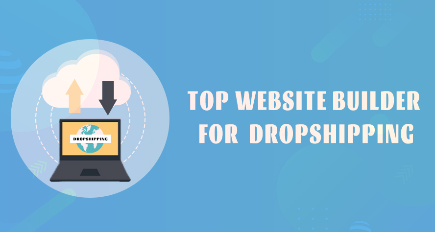 top website builder for dropshipping